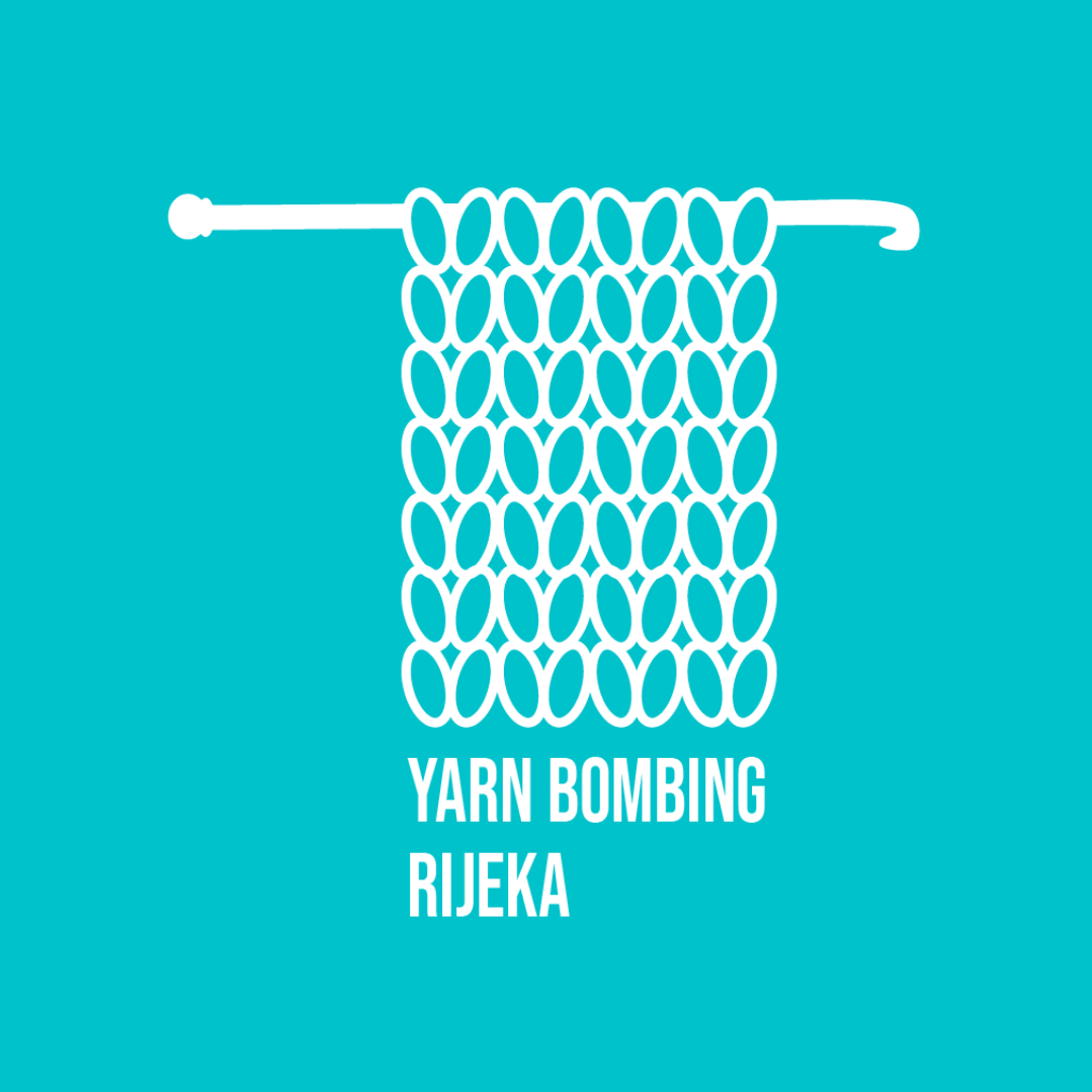 Yarn Bombing Rijeka – prva online radionica