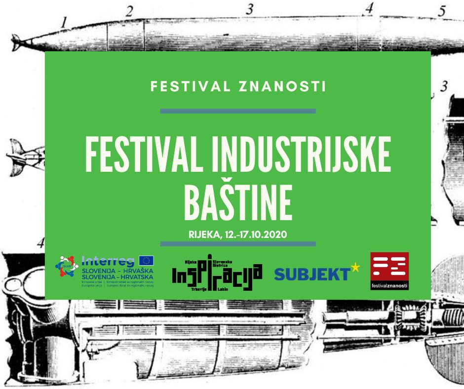Festival industrijske baštine u sklopu projekta INSPIRACIJA